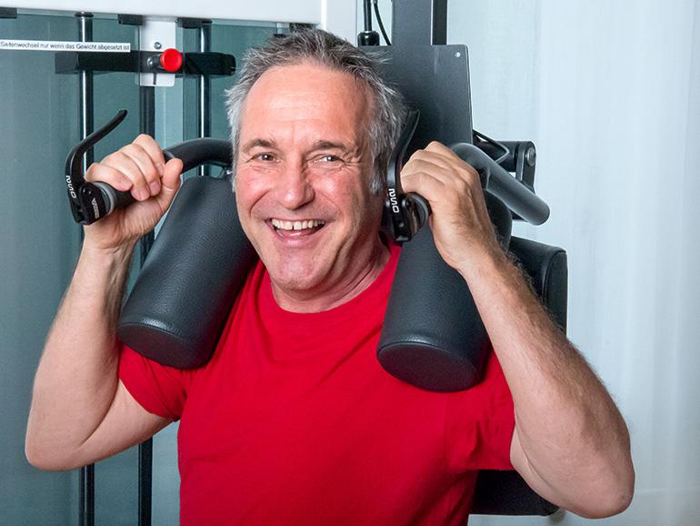 Therapie und Training für Ihre Gesundheit in jedem Alter