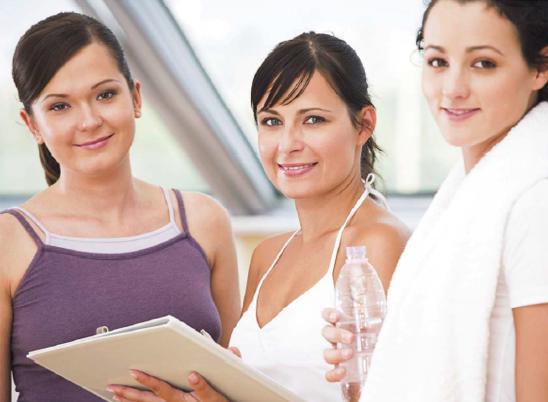 Lehrstelle Fachfrau Bewegungs- und Gesundheitsförderung