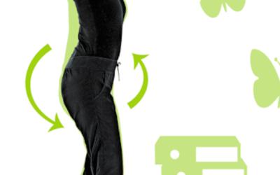 Beckenrollen – einfach und effektiv
