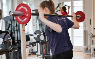 Muskeltraining als beste Medizin