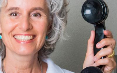 Telefon – Sprechstunde mit Yvonne Keller