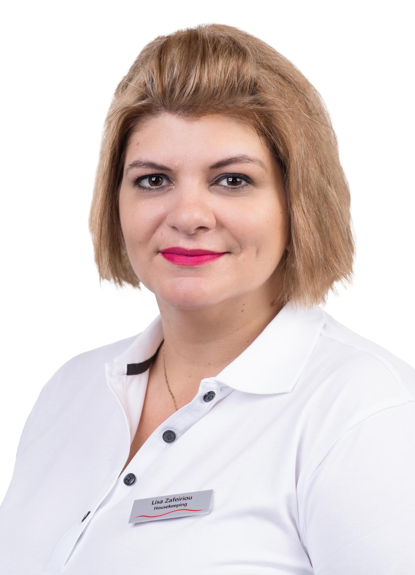 Lisa zafeiriou